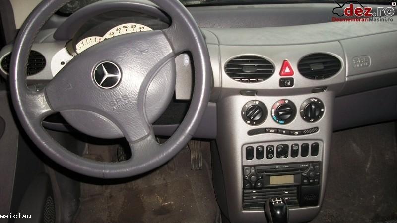 Imagine Dezmembrez Mercedes A 160 Benzina An 2000 in Resita