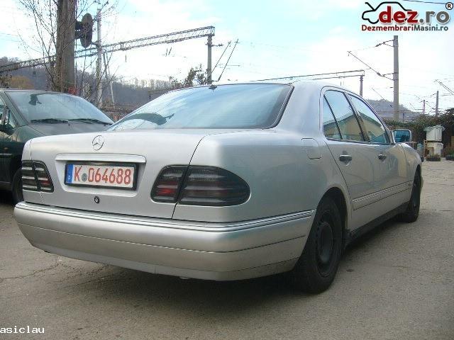 Imagine Dezmembrez Mercedes E290 Td An 1999 in Resita