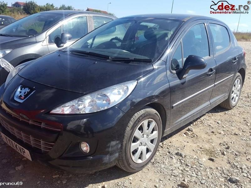 Imagine Dezmembrez Peugeot 207 1 4 D An 2011 in Agigea