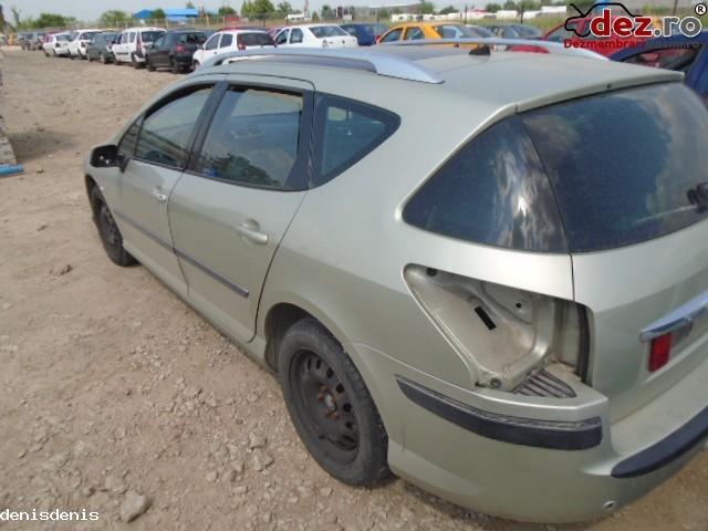 Imagine Dezmembrez Peugeot 407 Break 2  0l Hdi  in Bucuresti
