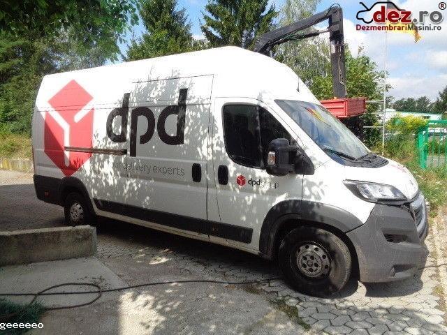 Imagine Dezmembrez Peugeot Boxer Fab 2015 in Bucuresti Sector 6