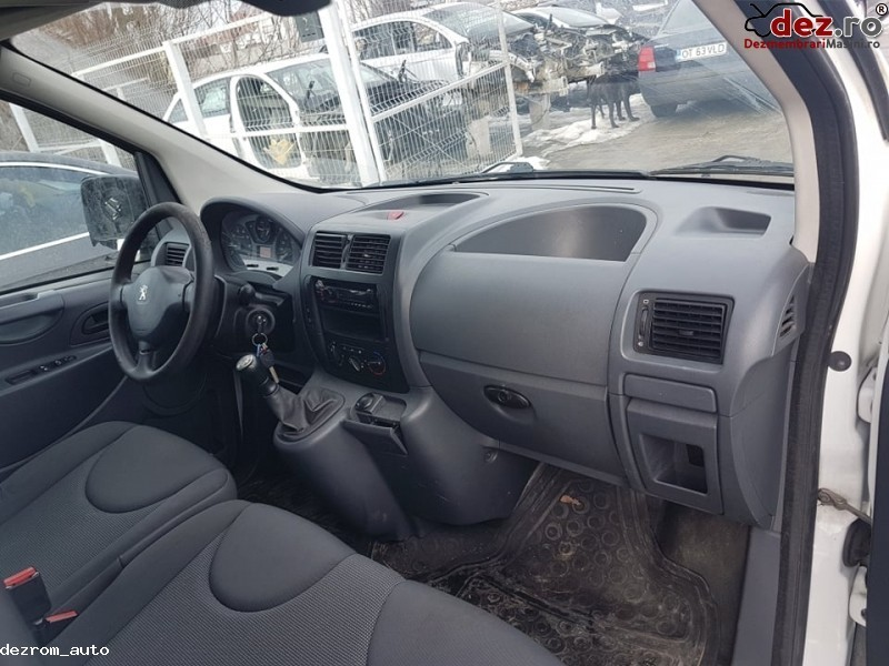 Imagine Dezmembrez Peugeot Expert 2014 Van 1 6 Hdi in Slatina