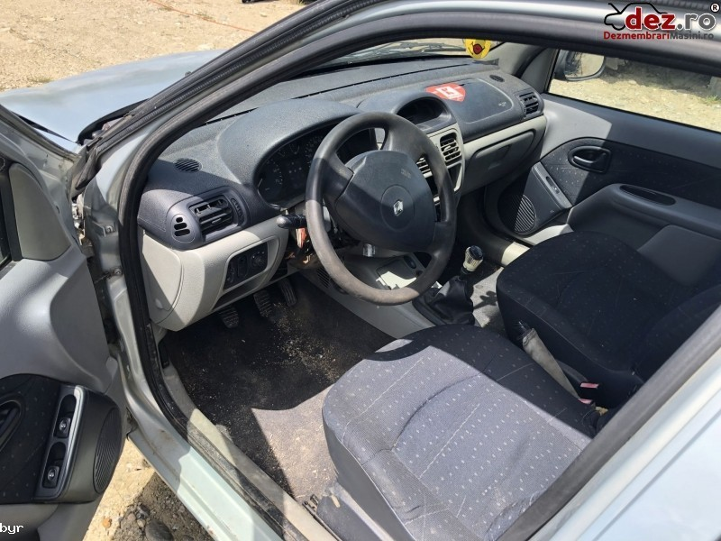 Imagine Dezmembrez Renault Clio Symbol 2 1 5diesel in Curtea de Arges