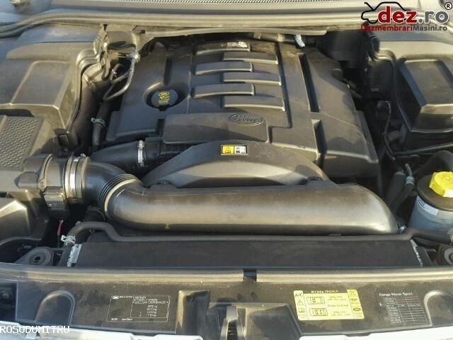 Imagine Dezmembrez Land Rover Range Rover 2 7d Din 2007 in Malu Mare