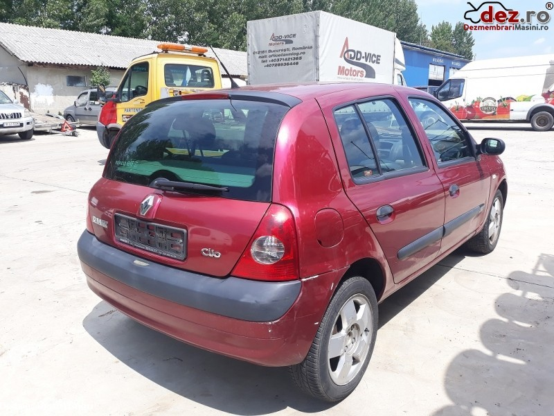 Imagine Dezmembrez Renault Clio Ii Din 2003 in Petrachioaia
