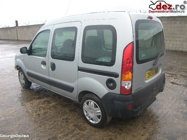 Imagine Dezmembrez Renault Kangoo 1 5dci An 2004 2010 Piese Auto