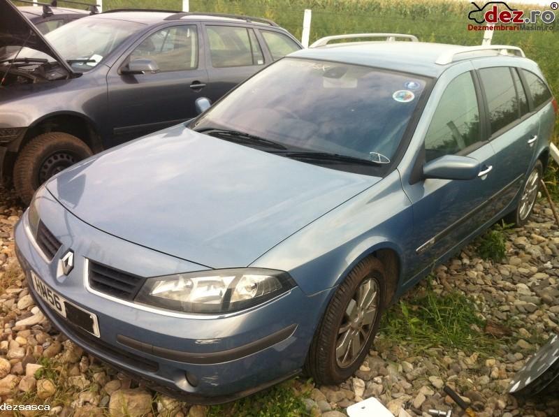 Imagine Dezmembrez Renault Laguna 2 0 1 9 Diesel 1 6 Benzina 2007 in Falticeni