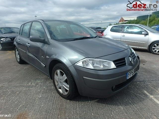 Imagine Dezmembrez Renault Megane 2 1 9dci in Oradea