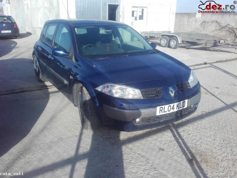 Imagine Dezmembrez Renault Megane 2 2005 in Razvad