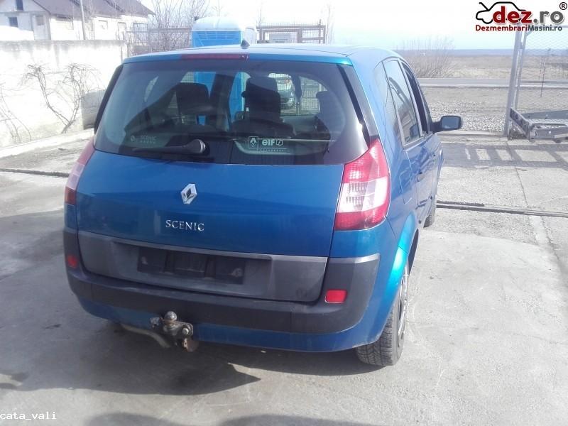 Imagine Dezmembrez Renault Scenic 15 Dci in Razvad