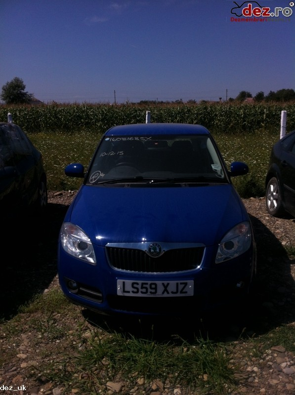 Imagine Dezmembrez Skoda Fabia 1 9 Sdi 1 4i 1 2i 2001 2014 in Falticeni