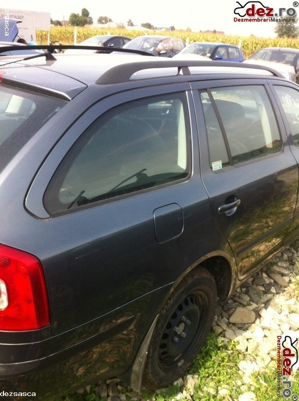 Imagine Dezmembrez Skoda Octavia 1 9 2 0diesel 1 6 Benzina 2008 in Falticeni