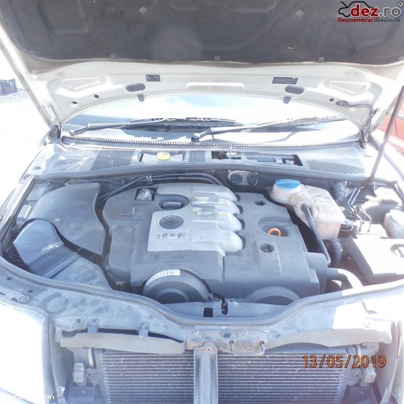 Imagine Dezmembrez Skoda Superb Din 2007 2 0 Bss in Pascani