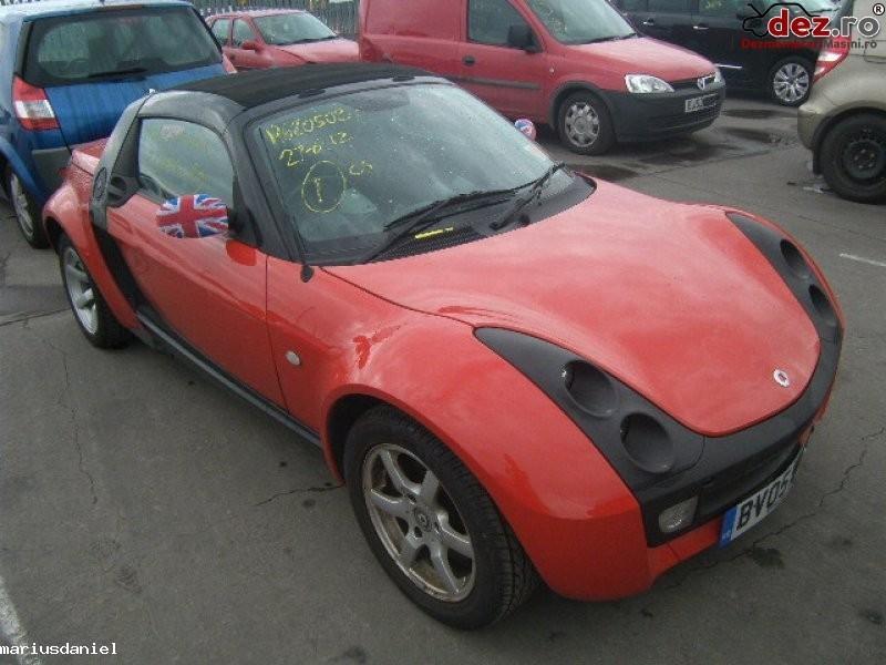 Imagine Dezmembrez smart roadster motor 698 orice piesa caroserie motor cutie... in Craiova