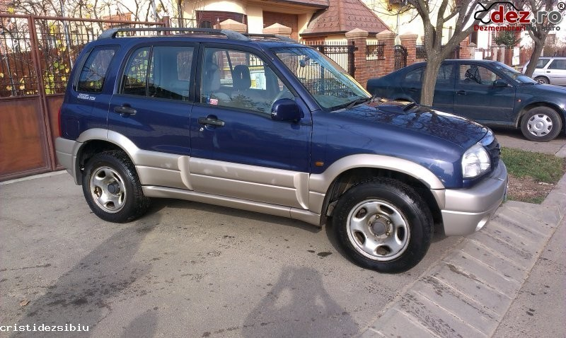 Imagine Dezmembrez suzuki grand vitara an 2002 motor 2000 cm3 diesel in Sibiu