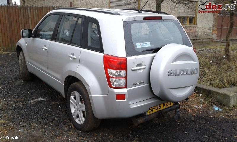 Imagine Dezmembrez Suzuki Grand Vitara An 2007 Diesel in Nadlac