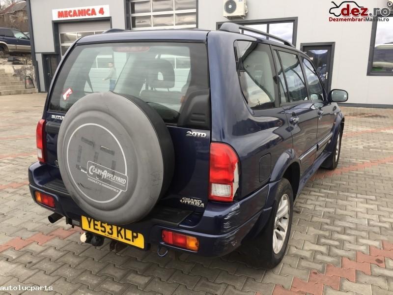 Imagine Dezmembrez Suzuki Grand Vitara Xl7 2004 in Nasaud