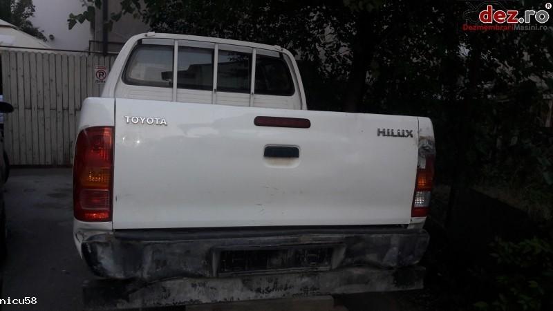 Imagine Dezmembrez Toyota Hilux 2 5d D 4d 2008 in Ploiesti