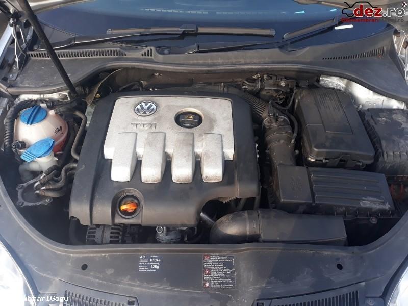 Imagine Dezmembrez Volkswagen Jetta Iii Din 2006 in Petrachioaia