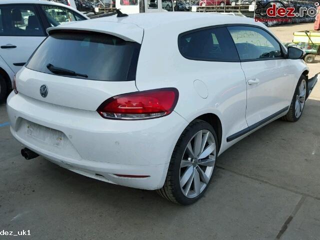 Imagine Dezmembrez Volkswagen Scciroco 2 0tsi 2 0tdi An 2010 Piese Auto
