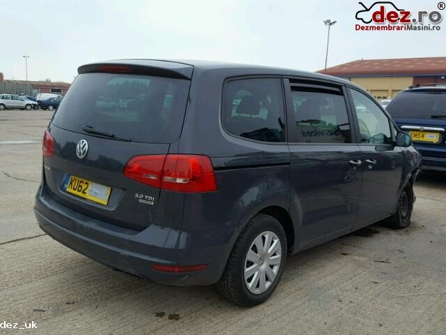 Imagine Dezmembrez Volkswagen Sharan An 2014 in Falticeni