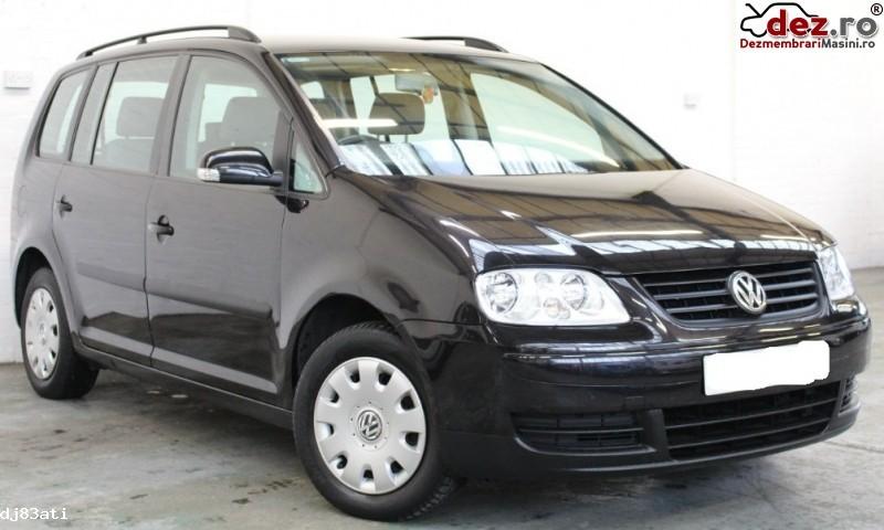 Imagine Dezmembrez Volkswagen Touran 2004 2009 in Craiova