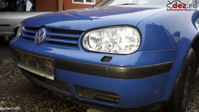 Imagine Dezmembrez Vw Golf 4 An 2001 Motor 1 6 Benzina 16v In 2 Usi in Bucuresti