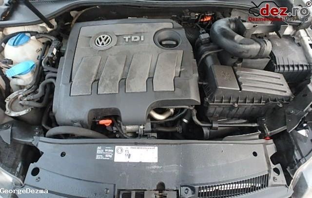 Imagine Dezmembrez Volkswagen Golf 6 1 6tdi Cay An 2009 2012 in Oradea