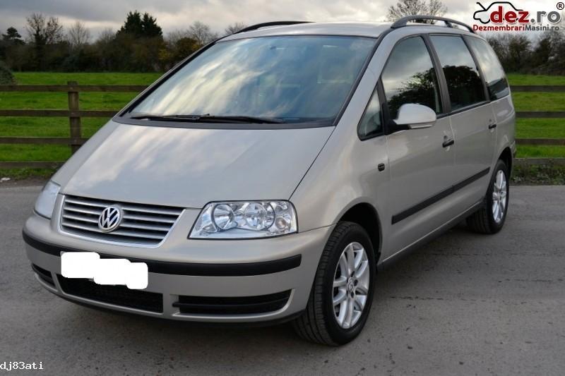 Imagine Dezmembrez Volkswagen Sharan 2001 2010 in Craiova