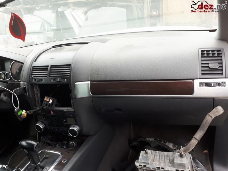 Imagine Dezmembrari Vw Touareg (7la 7l6) 3 2 Benzina V6 Azz 2002 2010 in Bucuresti