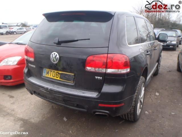 Imagine Dezmembrez Volkswagen Touareg 3 0tdi in Oradea