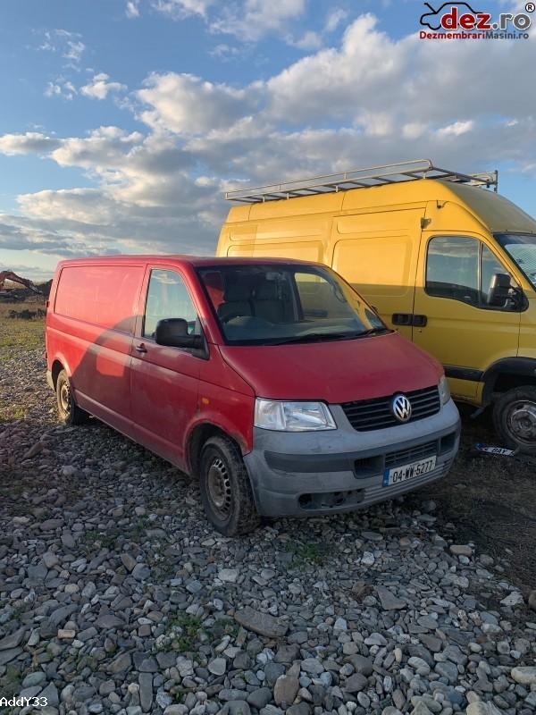Imagine Dezmembrez Vw Transporter T5 2005 2 5 Diesel Axd (motor La Cheie) in Fantana Mare