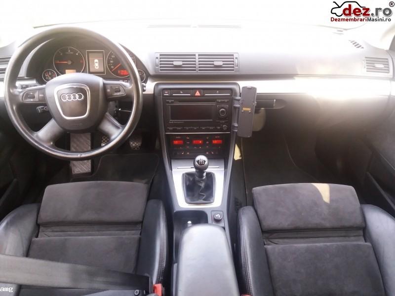 Imagine Dezmembrez Audi A4 2007 Combi in Timisoara