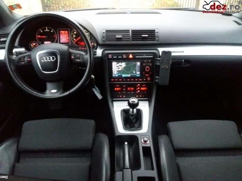 Imagine Dezmembrez Audi A4 2 0 Tdi Brd Quattro in Timisoara