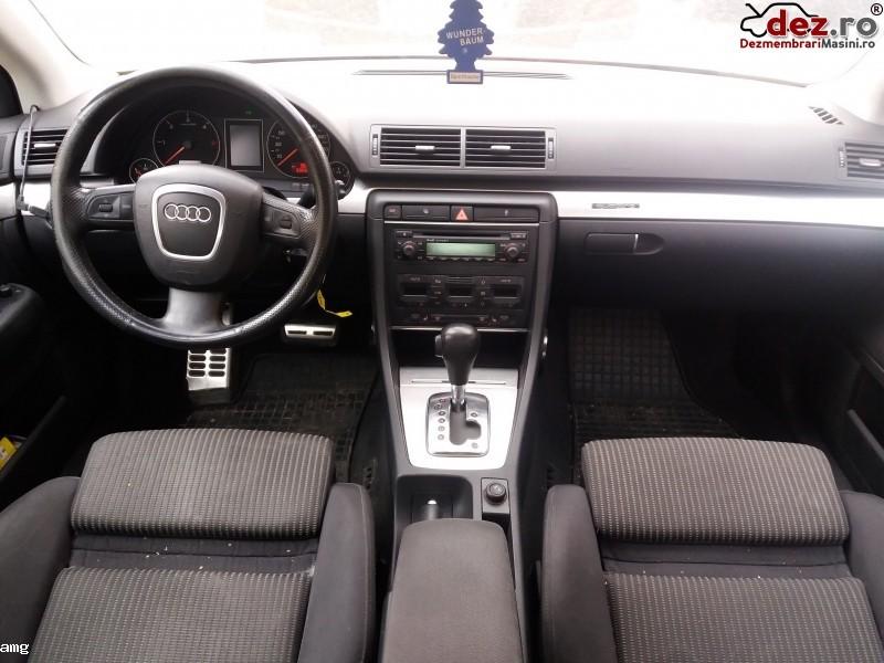 Imagine Dezmenbrez Audi A4 3 0 Tdi 204 Cp Cod Bkn in Timisoara
