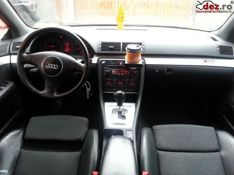 Imagine Dezmenbrez Audi A4 B6 2 5 Tdi Cod Bfc Aym Ake Bau Avb 2003 in Timisoara