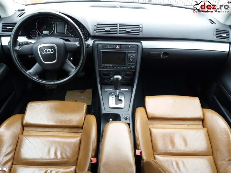 Imagine Dezmembrez Audi A4 B7 2 5 Tdi Cod Bdg in Timisoara