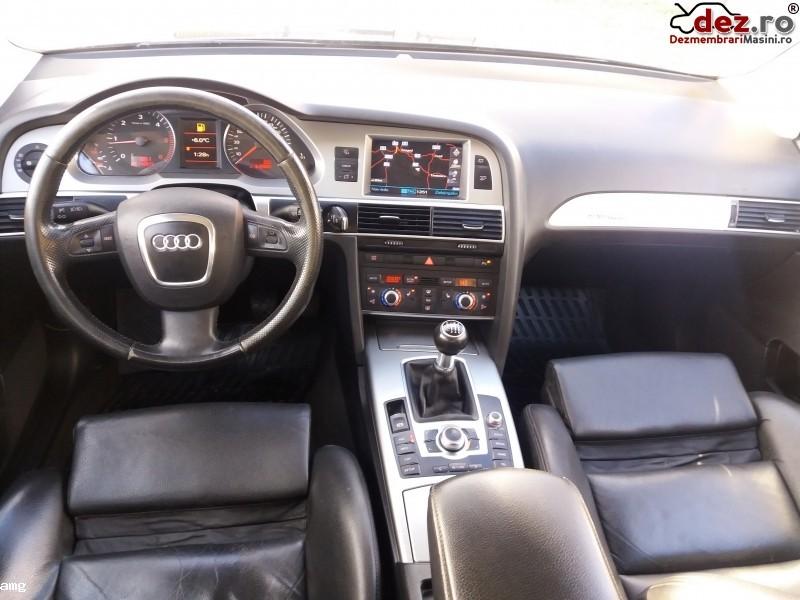 Imagine Dezmembrez Audi A6 3 0 Tdi Asb Quattro in Timisoara
