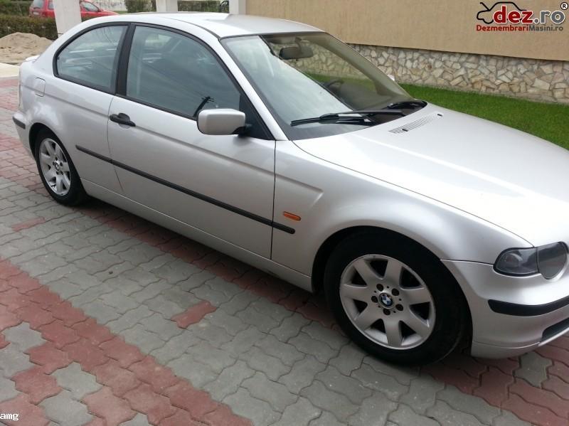 Imagine Dezmembrez Bmw 320 D 150 Cp Compact 2002 in Timisoara