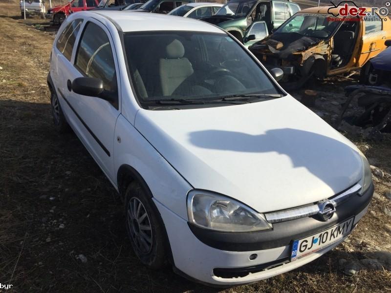Imagine Dezmembrez Opel Corsa C An 2001 Motor 1000cmc in Curtea de Arges