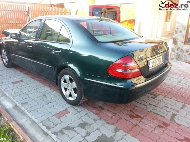 Imagine Dezmenbrez Mercedes Benz E 270 Cdi W 211 An 2004 Piese Auto