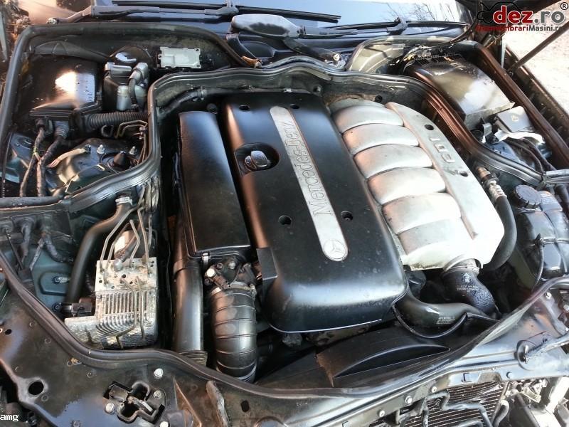 Imagine Dezmenbrez Mercedes Benz E 270 Cdi W 211 An 2004 in Timisoara