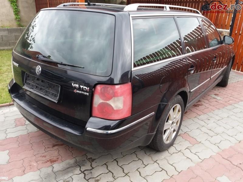 Imagine Dezmembrez Volkswagen Passat 2 5 Tdi 4 Motion B 5 5 in Timisoara
