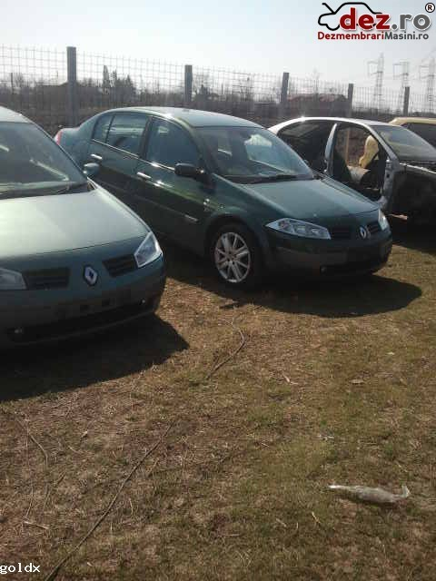 Imagine Dezmenbrez Renault Megane 2003 2008 15 Dci 16 16i in Bucuresti