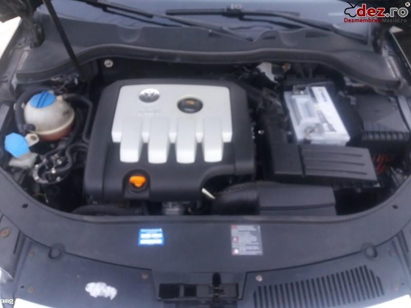 Imagine Dezmembrez Volkswagen Passat 2 0 Tdi Bkp Combi Dsg in Timisoara