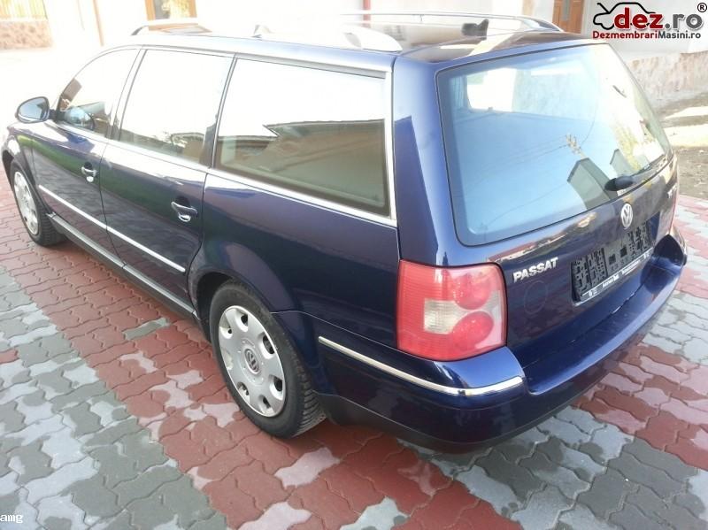Imagine Dezmembrez Volkswagen Passat 2 5 Tdi Bdg 163 Cp 2004 Tiptronic in Timisoara