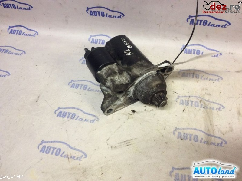 Imagine 02T911023E Electromotor Audi A2 8Z0 2000 in Tautii Margheraus