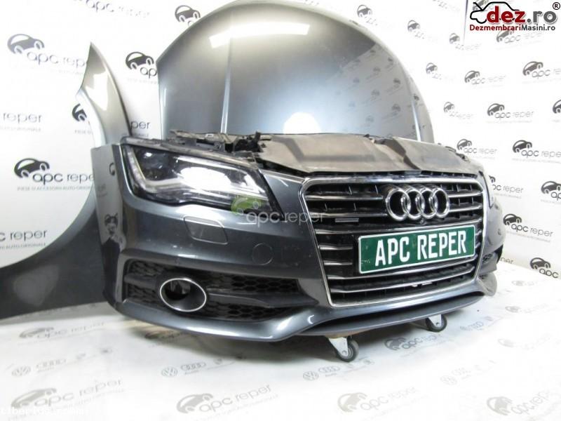 Imagine Fata Completa Audi A7 4g 3 0tdi S Line in Timisoara