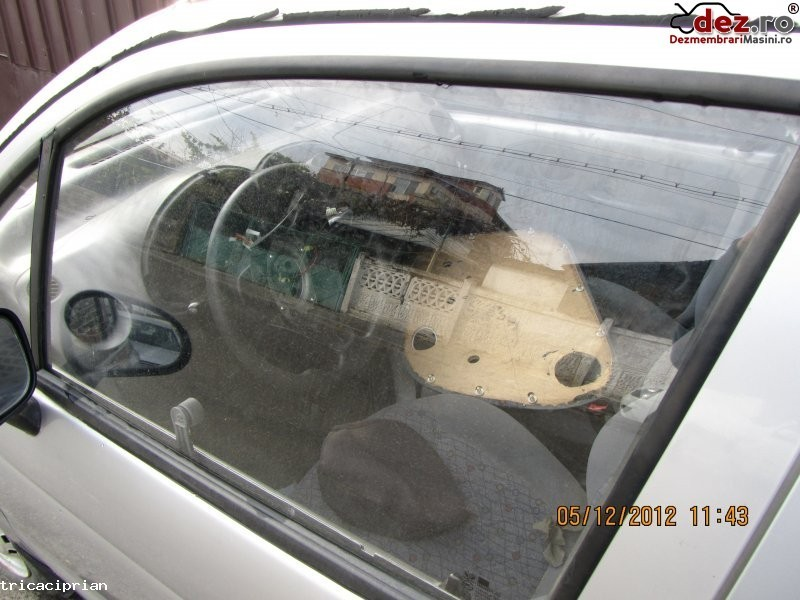 Imagine Geam usa fata, stanga Daewoo Matiz 2007 Piese Auto