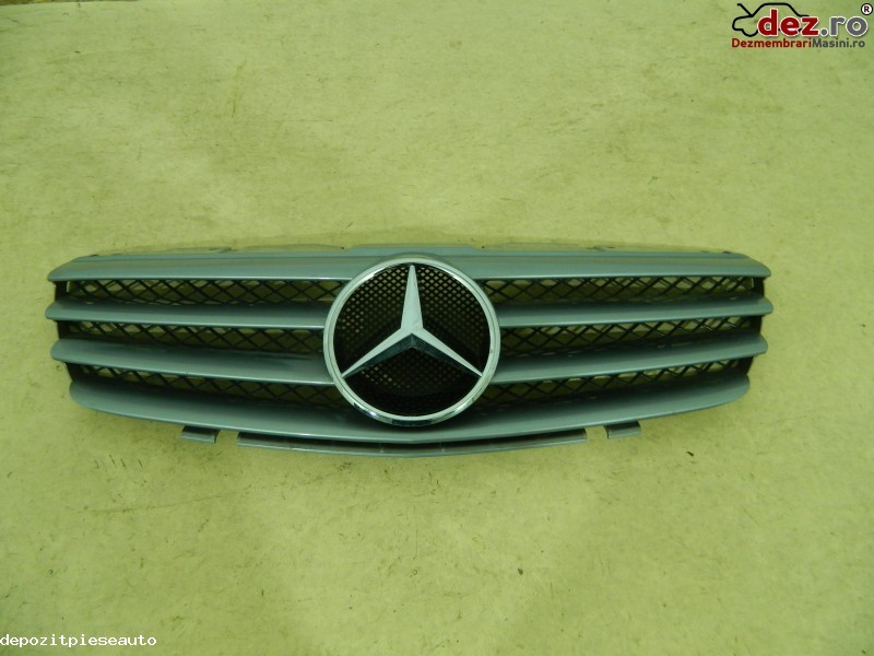 Imagine A2308800583 Grila radiator Mercedes SL 280 2005 in Bucuresti